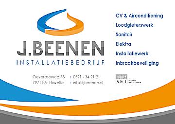 Installatiebedrijf J. Beenen